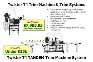 We can help design trim systems, and/or just give you a great price on a great product!
