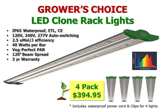 LED Grow Light Growers Choice PFS Series