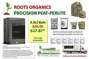 Roots Organics Procision Special thru Ap