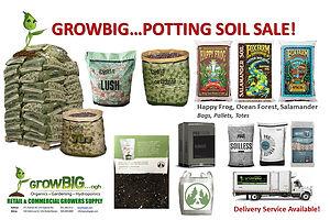 Amazing Potting Soils on Sale NOW _ Grow