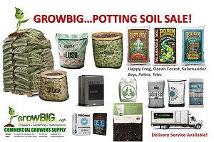 Potting Soil Sale _ GrowBIGogh