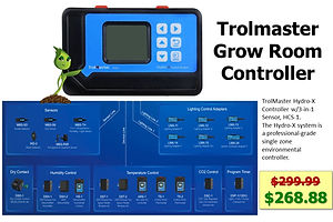 Controller Trolmaster Hydro-X $268.88 at