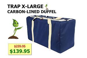 Odor Proof Duffel Bag only $139.95