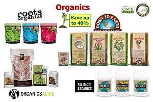 Save BIG on Organic Nutrients at GrowBIG