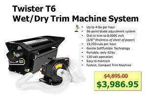 Twister T6 trim machines @ GrowBIGogh
