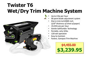 Twister T6 Extreme Trim Machine only $3,