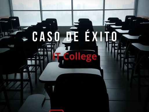 TRABAJO EN EQUIPO CON IT COLLEGE