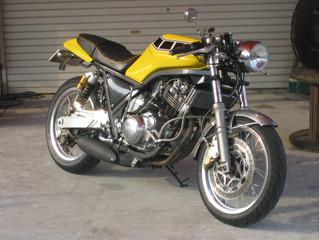 実はこんなバイクも大好きなんです(*^^*)