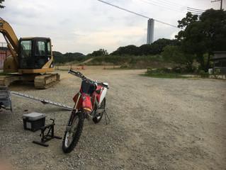 モトクロス エンデューロ練習 @モトクロスパーク神戸!