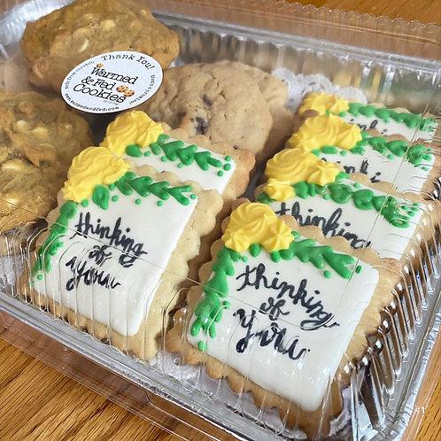 Sympathy Cookies Gift Box