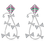 Thumbnail: Kite Earrings