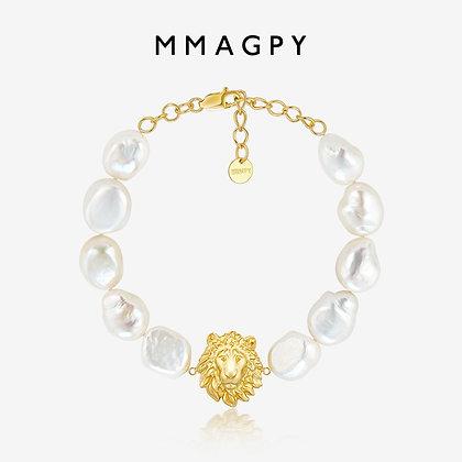 Patronus Irregular Pearl Bracelet