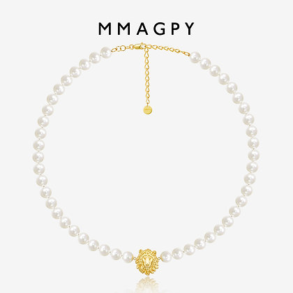 Patronus Pearl Necklace
