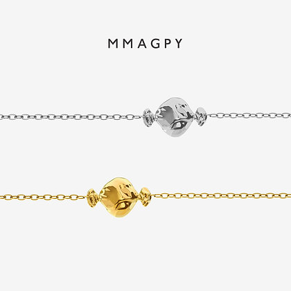 Sugar Rush Bracelet - Silver, Gold | 925 Silver Plated 18K Gold