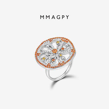 Orange Ring