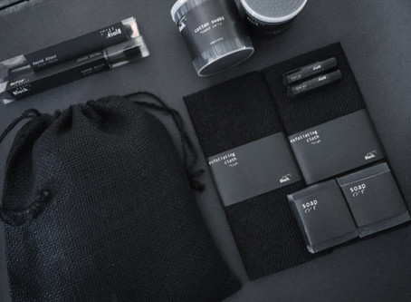 LIMVI Studio's Latest Collaboration with B1ack Reveals a Dynamic Line of Lifestyle Products