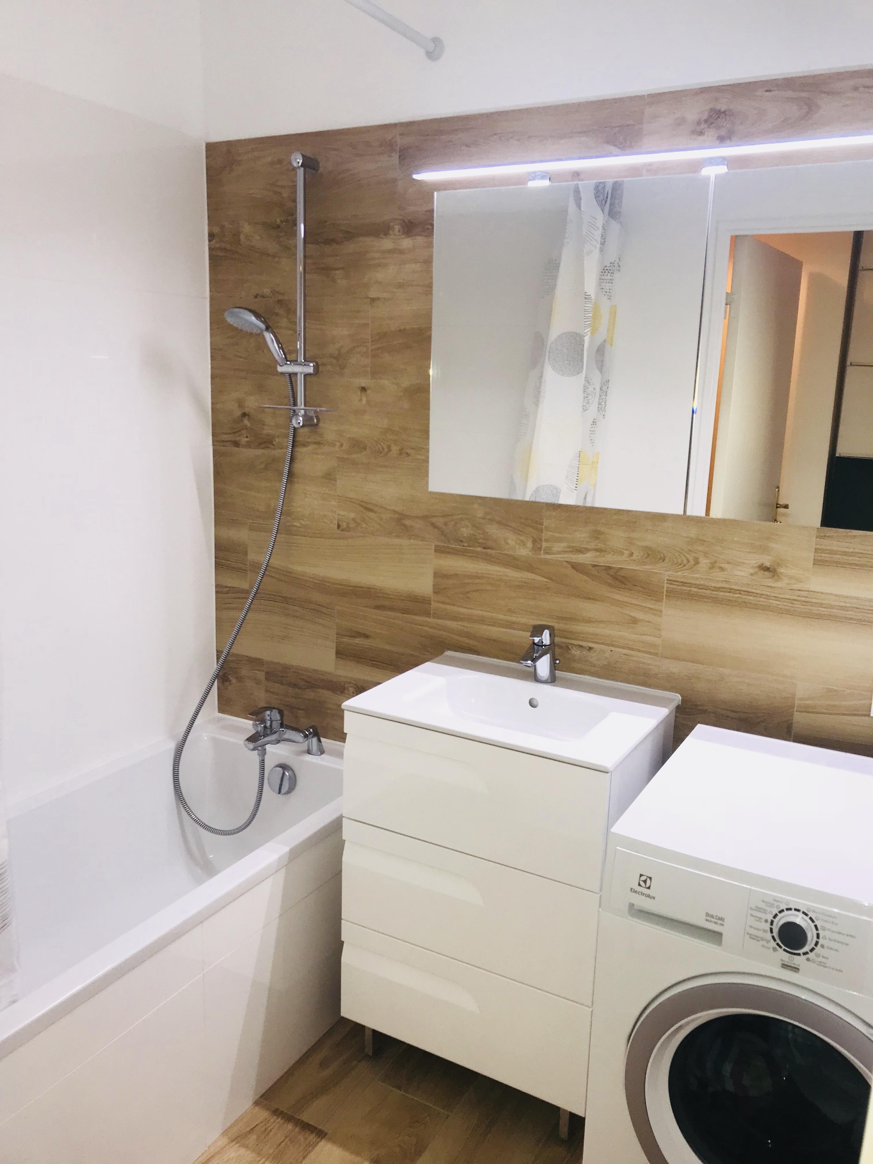 Renovation salle de bains Fresnes