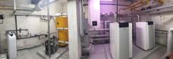 Renovation chaufferie GAZ