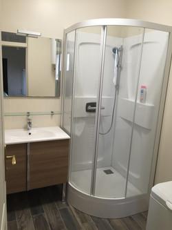 Travaux salle de bains