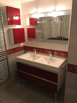 Renovation salle de bains APRES