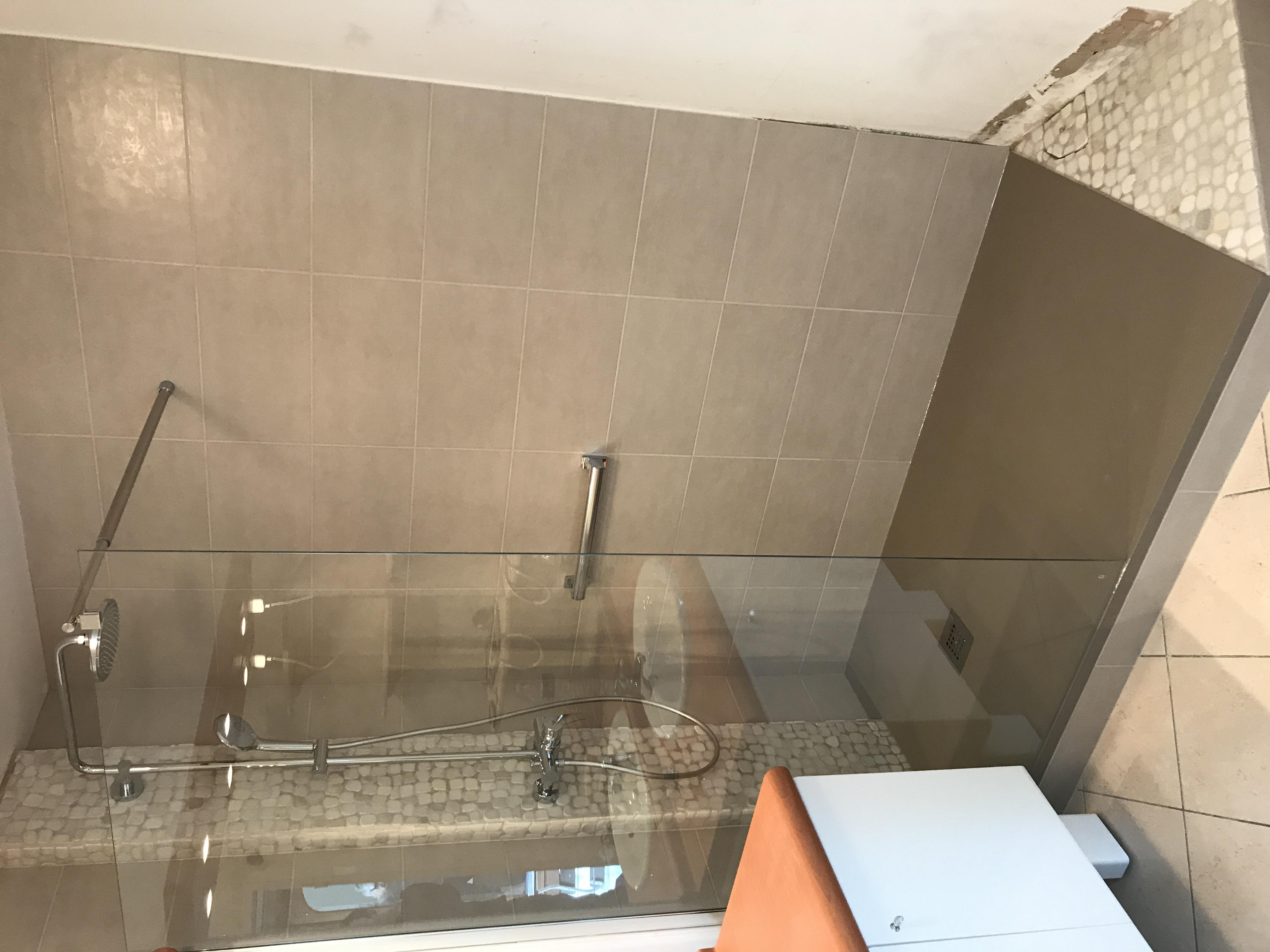 baignoire douche villejuif