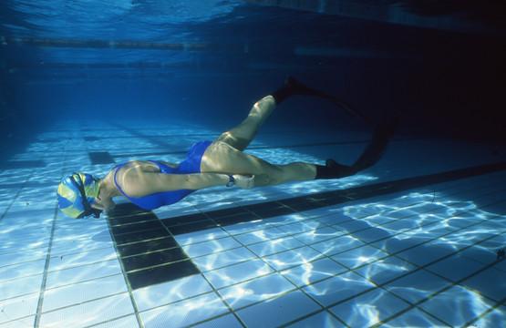 Apnea in piscina