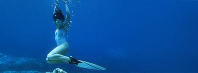 Monopinna in acque libere