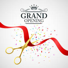 Want to say hello to you as we officially start to operate!!!
