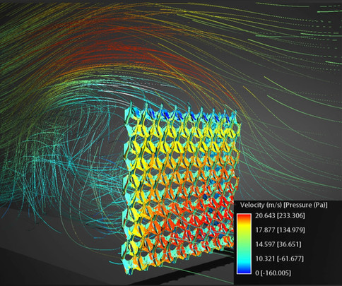 Trivoid's Wind Simulation
