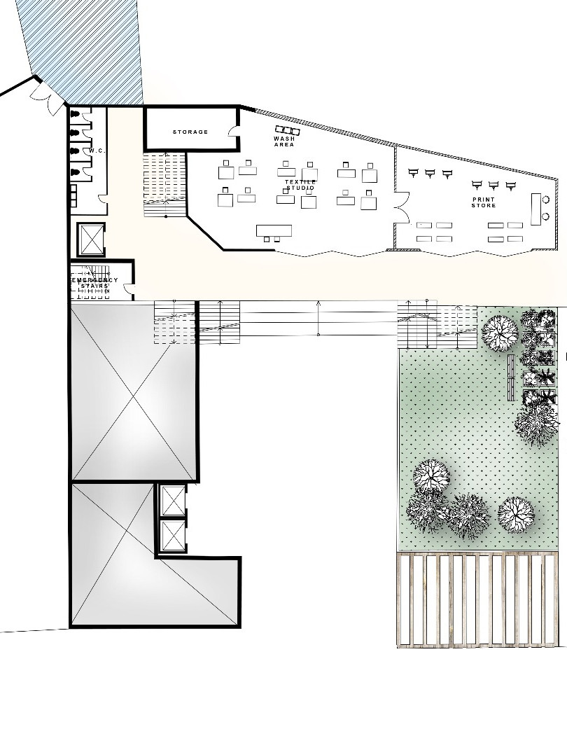 Coalescence Third Floor Plan