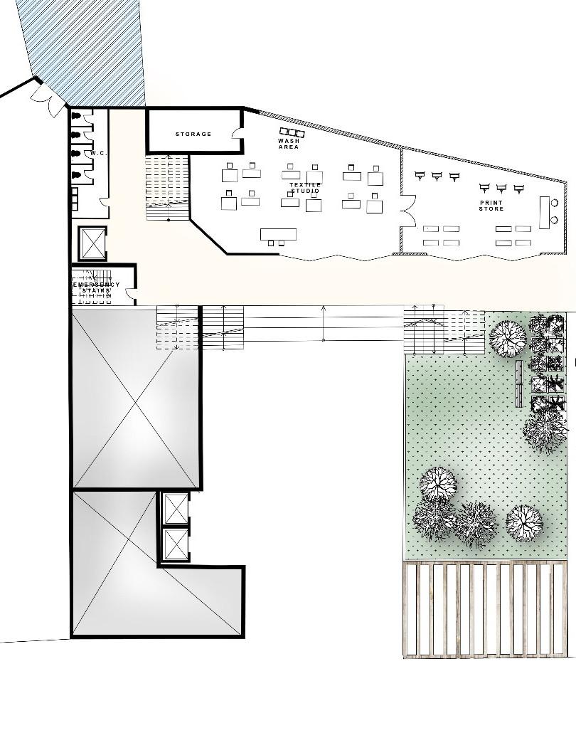 Coalescence Third Floor Plan