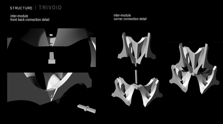Trivoid's Structure Joinery