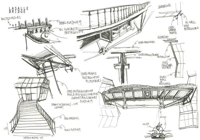 URBAN SKETCH 02Construction Details, Laselle