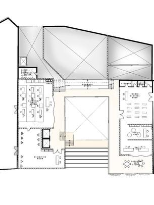 Coalescence Second Floor Plan