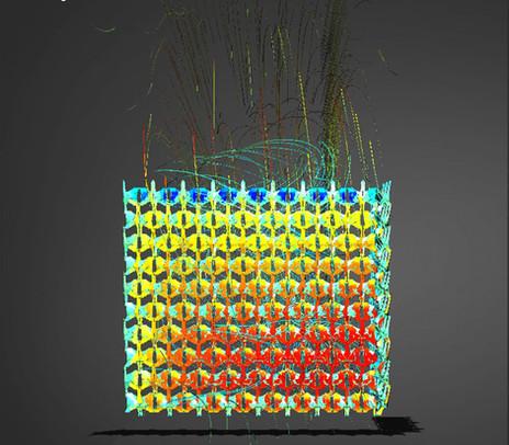 Trivoid's Wind Heat Simulation