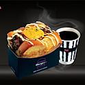 Egg Toast with Beef Bulgogi Set