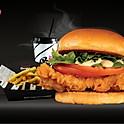 Chicky Burger Set