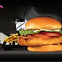 Fish Burger Set