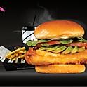 Avocado Fish Burger Set
