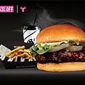 Single Korean Bulgogi Burger Set