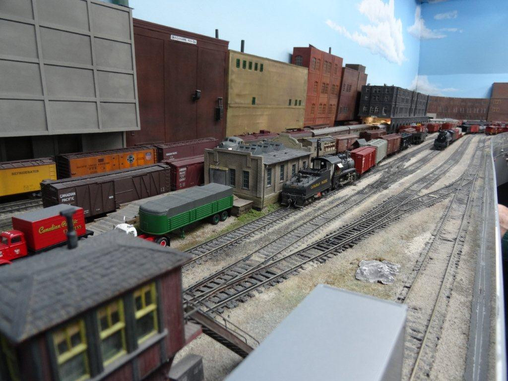 Assiniboia Yard from the west end