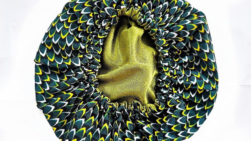 Silk-lined Bonnet