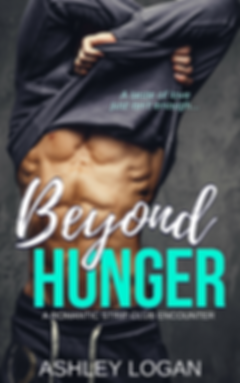 Book cover for Beyond - book one of Beyond Series by Ashley Logan