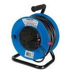 50m Cable Drum (4 Sockets / 13amp / 240v)