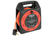 20m Cable Drum (4 Sockets / 10amp / 2400w)
