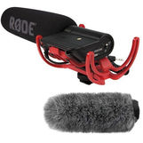 Shotgun Microphone  (3.5mm Mini-Jack / Rode / Deadcat)