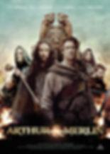 Arthur & Merlin, Phil Wood, Movie Poster, Celtic, Medieval, Camera Department, Camera Assistant, Ben Hodder, Benjamin Hodder,