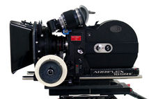 ARRI SR 1 (Gate Widened to 16:9 x3 Mags / Extension Viewfinder)
