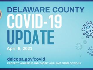 Delaware County COVID Update