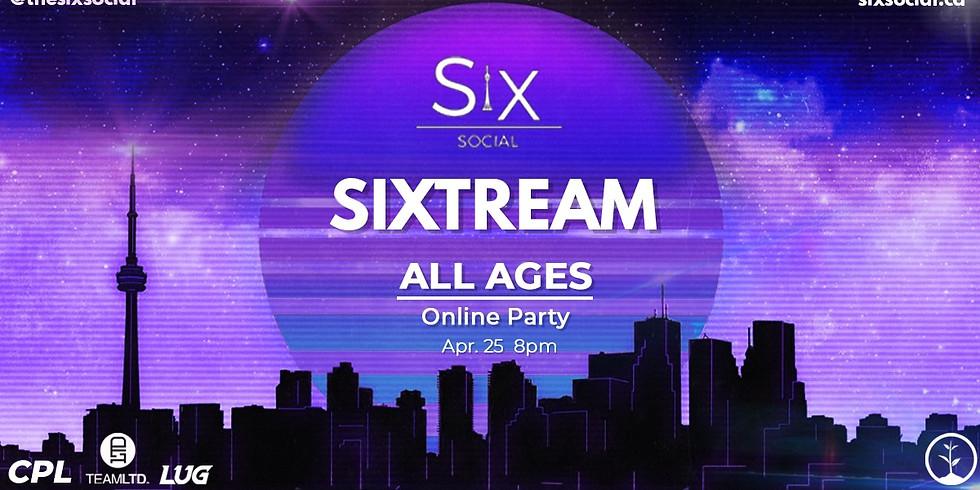 Sixtream - Online Zoom Party